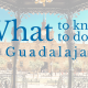 What to know and what to do in Guadalajara