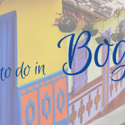 what to do in Bogota Colombia-learn spanish