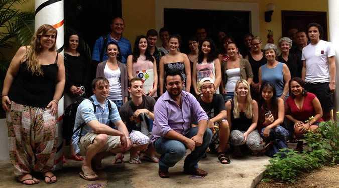 Grupos en ih Riviera Maya