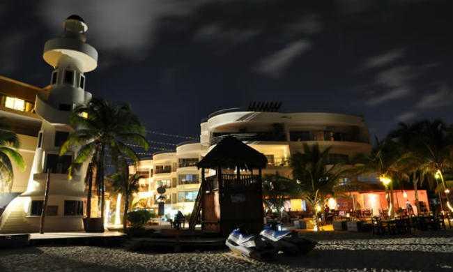 Hoteles en Playa del Carmen ih Riviera Maya